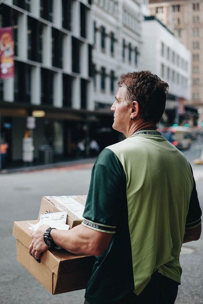 Rask og billig dokument- og pakkeforsendelse